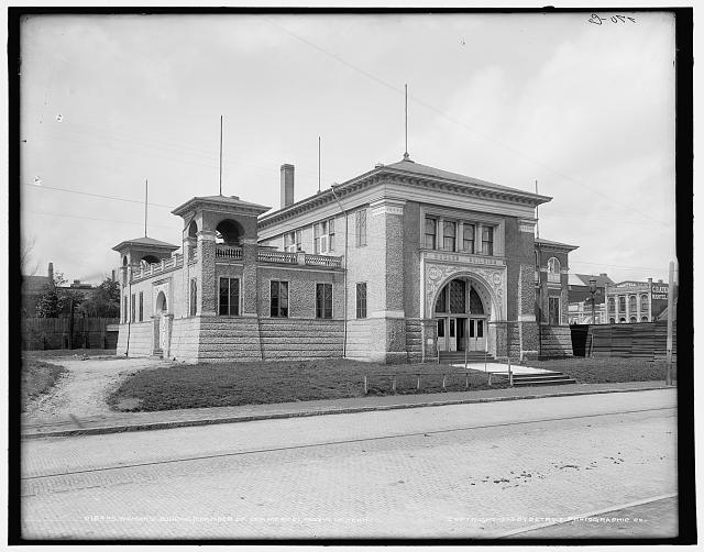 Woman's building, Chamber of Commerce, Knoxville, Tenn.