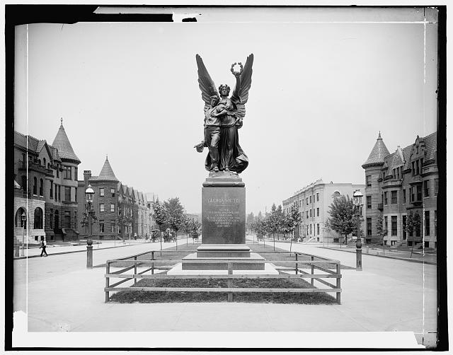 [Confederate Monument, Baltimore, Md.]