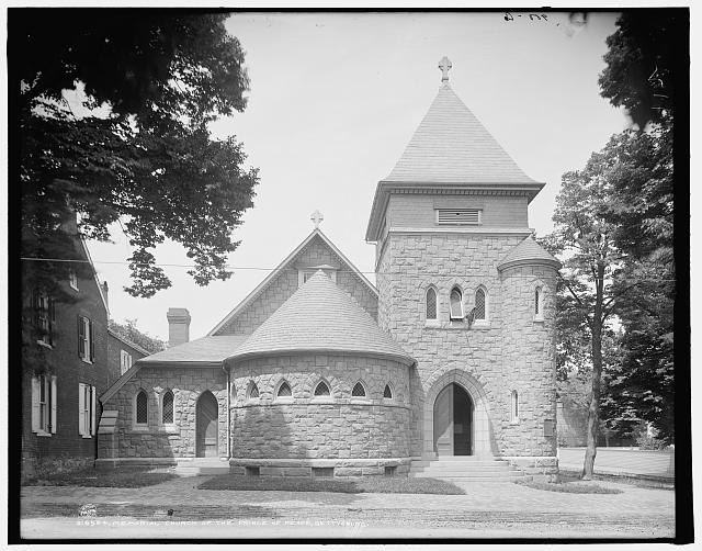 Memorial Church of the Prince of Peace, Gettysburg