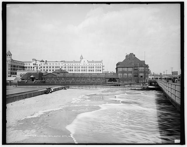 Casino, Atlantic City, N.J.