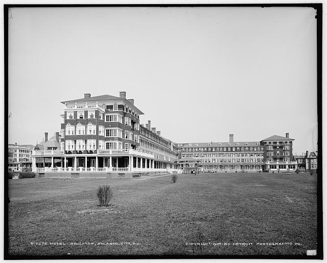 Hotel Brighton, Atlantic City, N.J.
