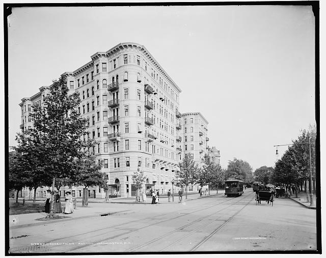 Connecticut Avenue, Washington, D.C.
