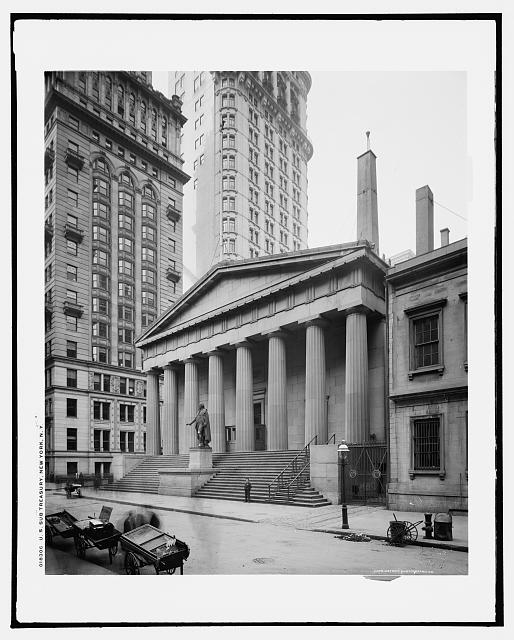 U.S. Sub Treasury, New York, N.Y.
