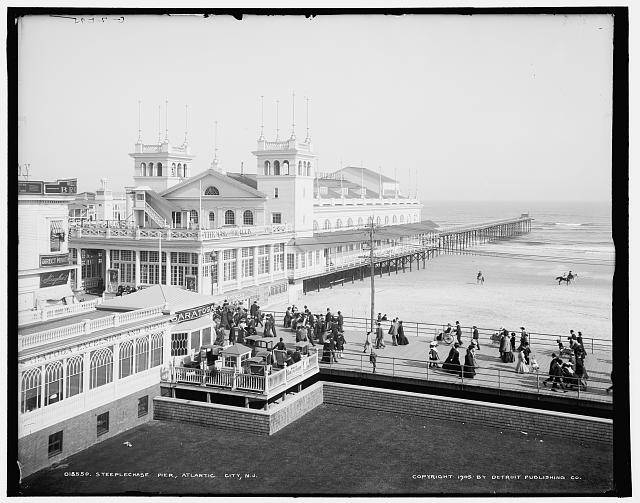 Steeplechase Pier, Atlantic City, N.J.