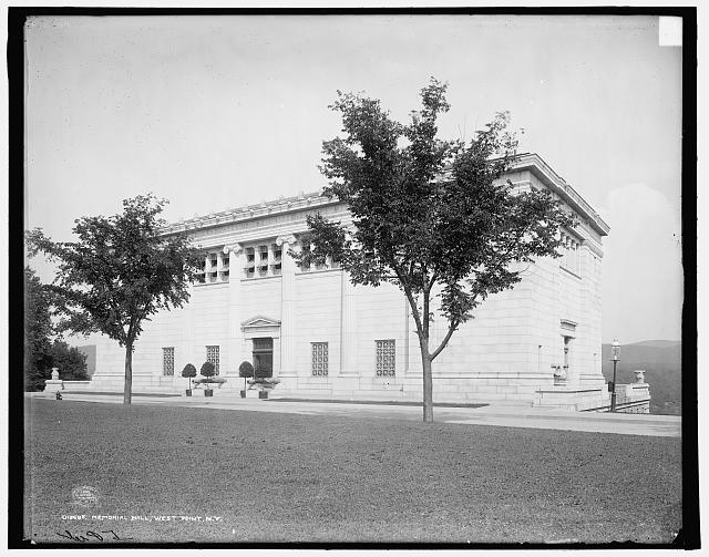 [Cullum] Memorial Hall, [United States Military Academy], West Point, N.Y.