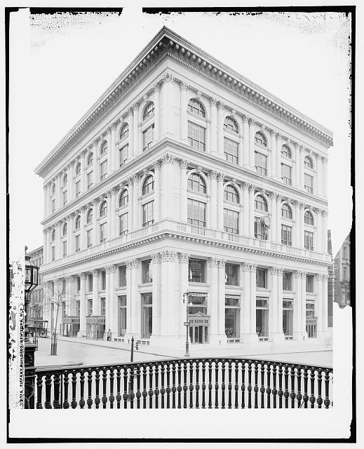Tiffany Building, New York, N.Y.