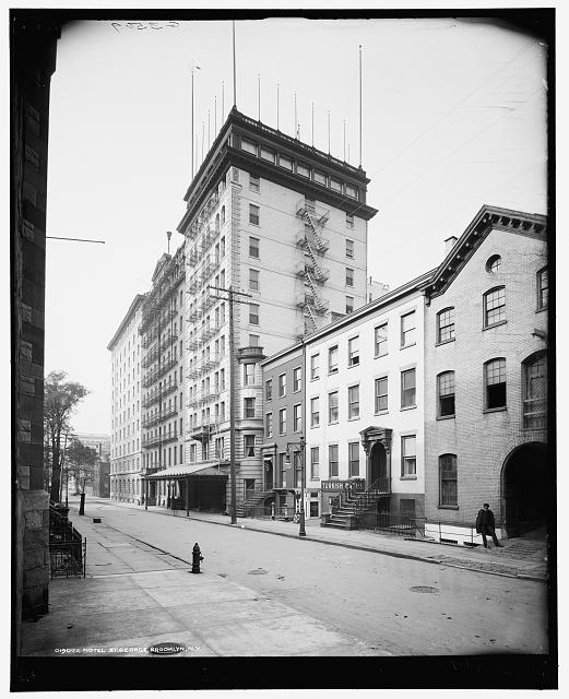 Hotel St. George, Brooklyn, N.Y.
