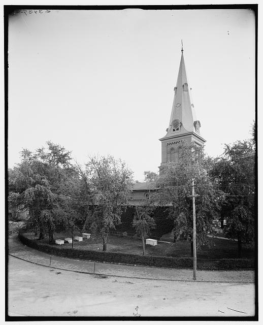 St. Anne's Church, Annapolis, Md.