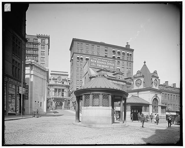 [Scollay Square, Boston, Mass.]