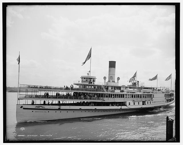 Steamer Greyhound