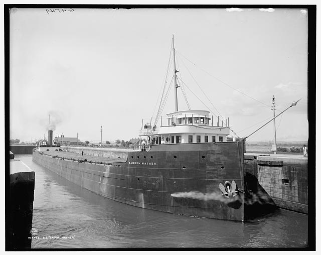 S.S. Samuel Mather