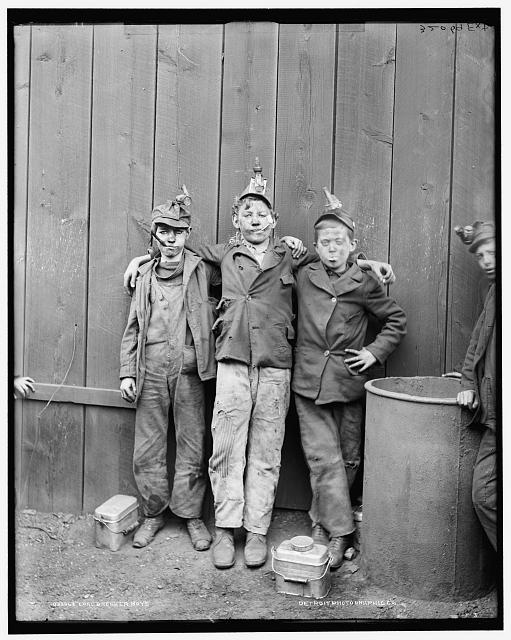 Coal breaker boys