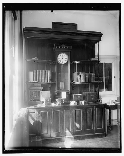 [The Clock, Brooklyn Navy Yard]