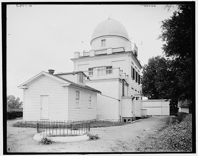 [The Observatory, Georgetown University, Washington, D.C.]