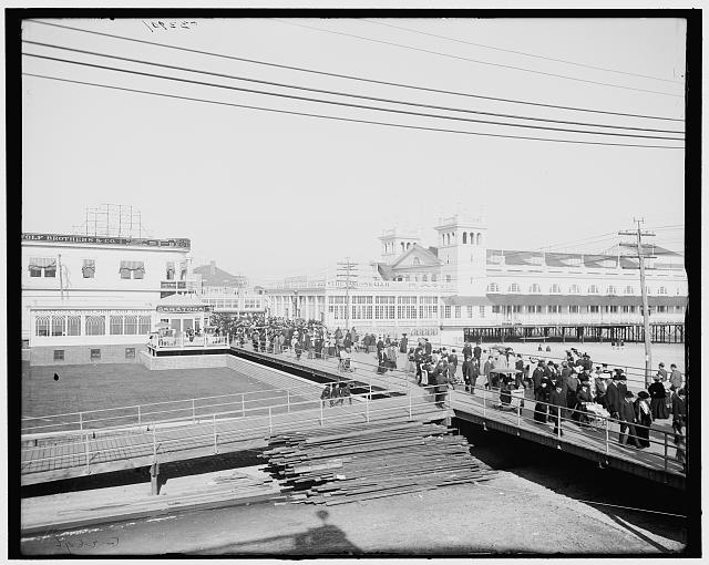 [Steeplechase Pier, Atlantic City, N.J.]