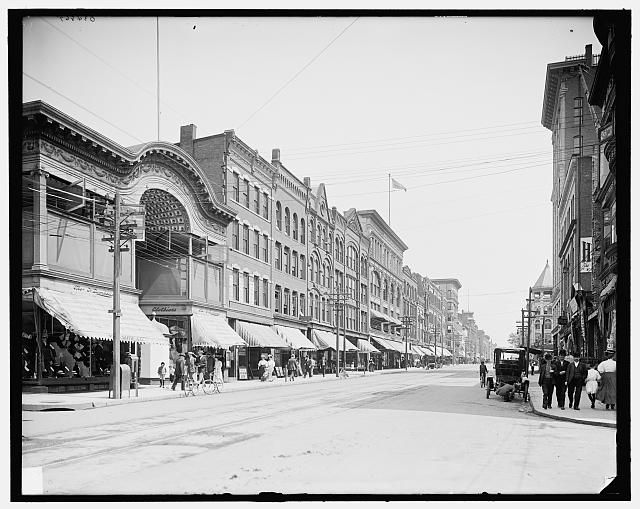 [High Street, Holyoke, Mass.]