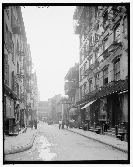 [Pell Street, Chinatown, New York, N.Y.]