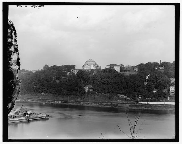 [Hall of Fame for Great Americans, New York University, New York, N.Y.]