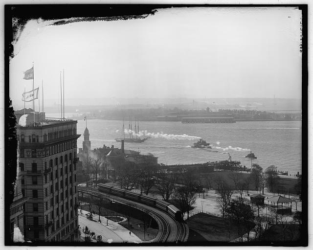 [Harbor, New York, N.Y.]