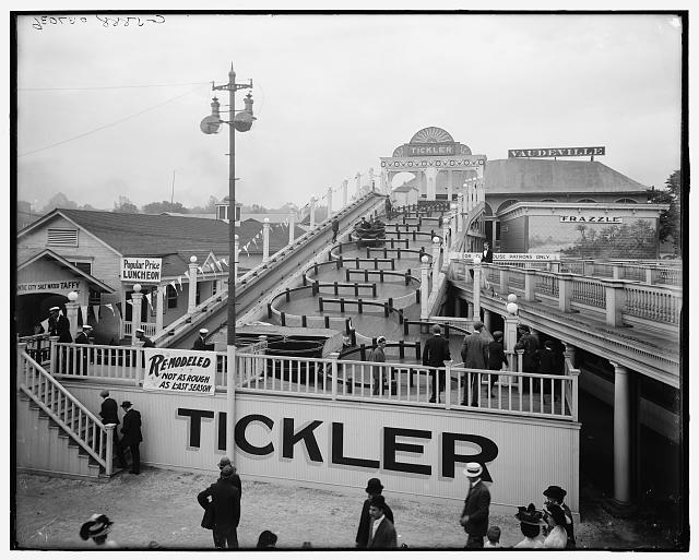 [Chester Park, the tickler, Cincinnati, Ohio]