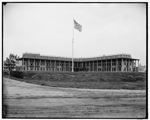 [Congress Hall, Cape May, N.J.]
