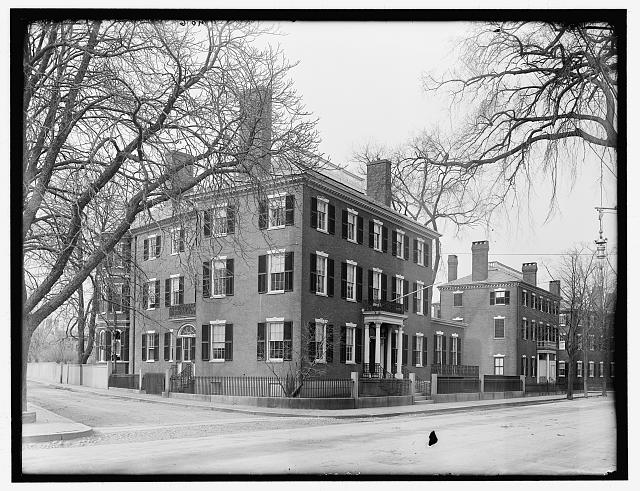 [White-Lord House, 31 Washington Square, Salem, Mass.]