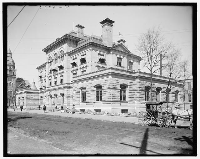 [Post office, Little Rock, Ark.]