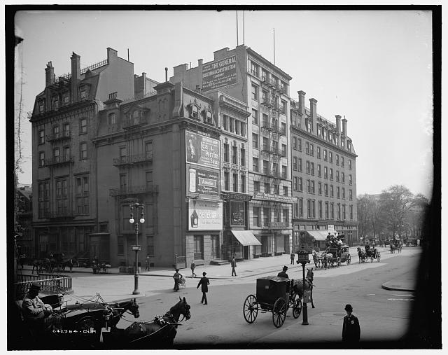 [Detroit Photographic Company, 229 Fifth Avenue, New York City]
