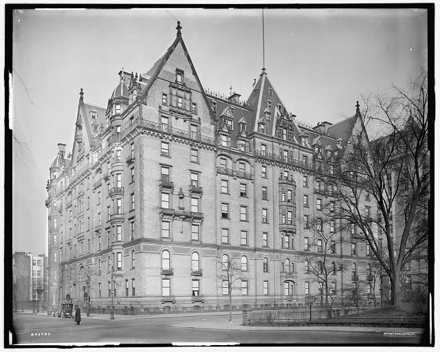 [Dakota Apartment House, New York, N.Y.]