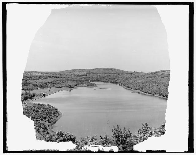 [Mt. Tom from Little Mountain, Holyoke, Mass.]