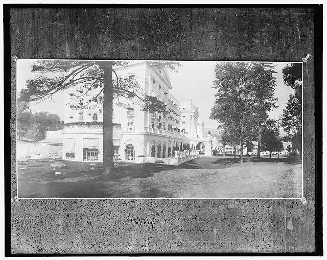 [The New Greenbrier, White Sulphur Springs, W. Va.]