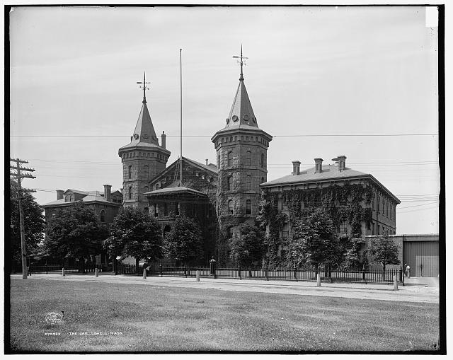 The Jail, Lowell, Mass.