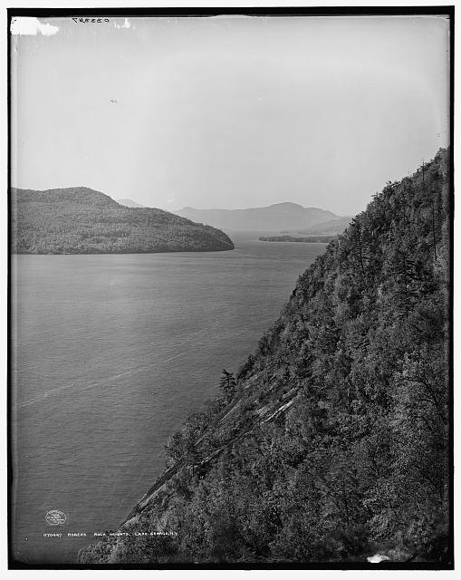 Rogers' Rock Heights, Lake George, N.Y.