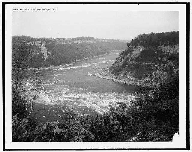 The Whirlpool, Niagara Falls, N.Y.