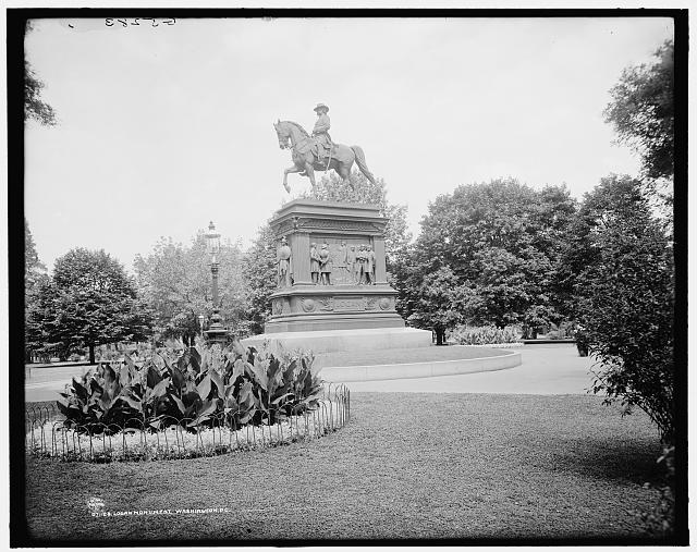 Logan Monument, Washington, D.C.