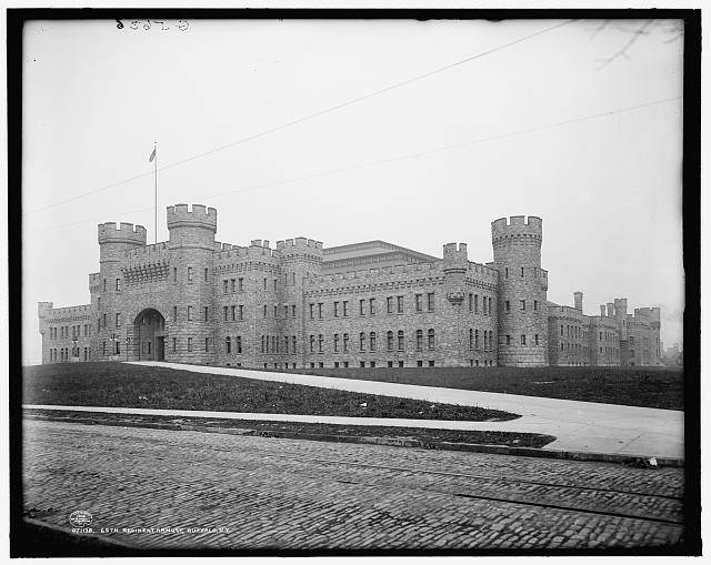 65th Regiment Armory, Buffalo, N.Y.