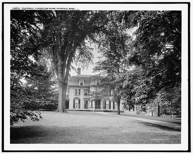 Elm Knoll, Longfellow House, Pittsfield, Mass.