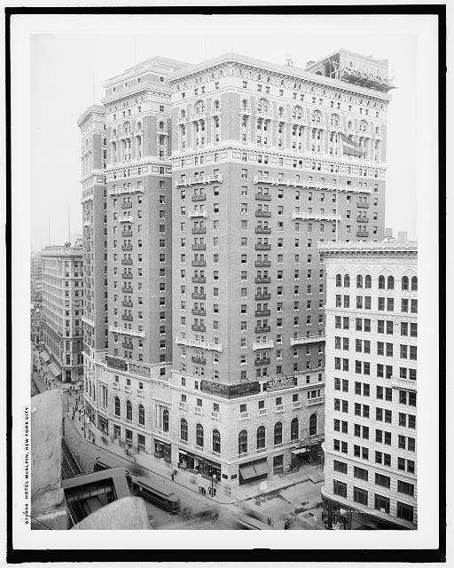 Hotel McAlpin, New York City