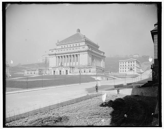 [Allegheny County Soldiers' Memorial, Pittsburgh, Pa.]