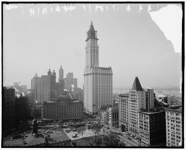 [Woolworth Building, New York, N.Y.]