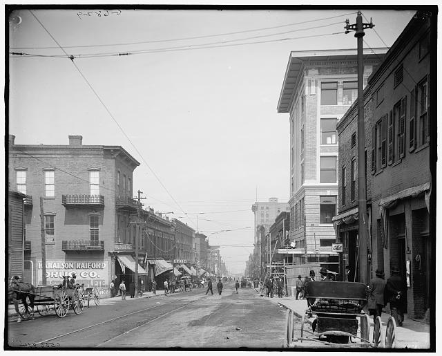 [Vicksburg, Miss., Washington St.]