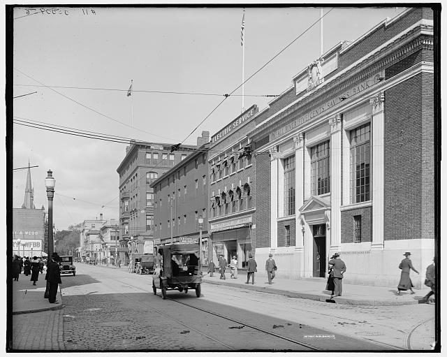 [Main Street, Fall River, Mass.]