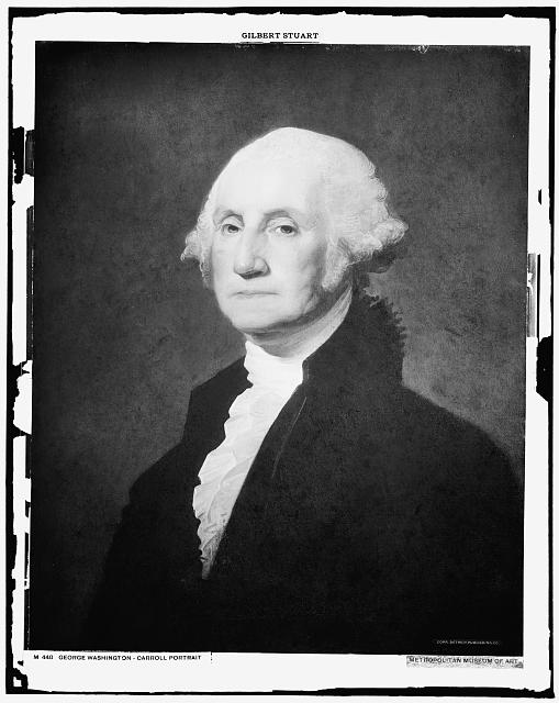 George Washington, Carroll portrait