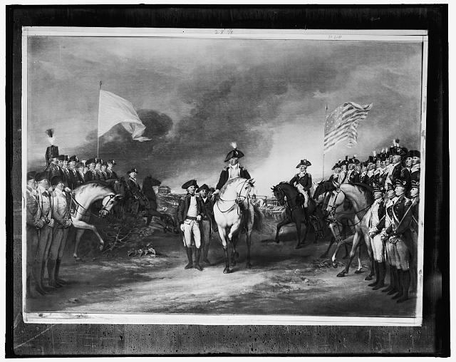 [Surrender of Lord Cornwallis]