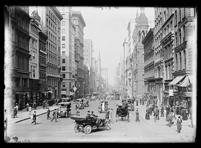 [Fifth Avenue, New York, N.Y.]