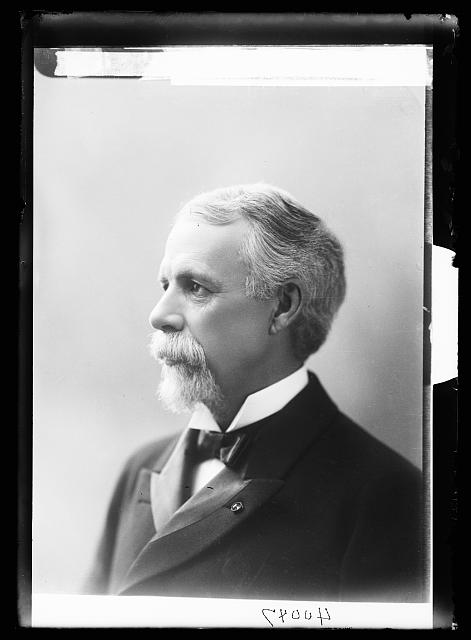 [General R.A. Alger, head and shoulders portrait]
