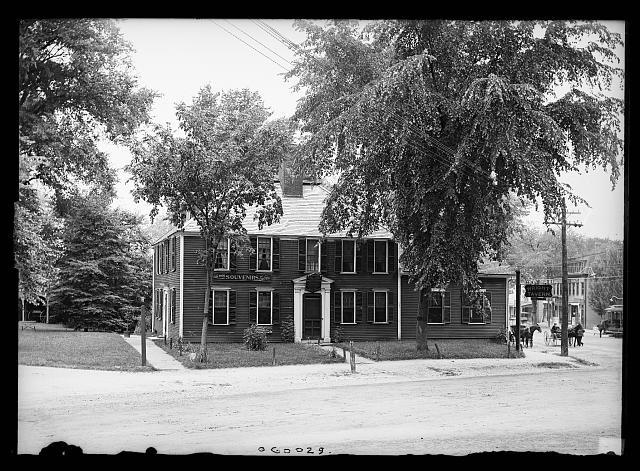 [Wright Tavern, Concord, Mass.]