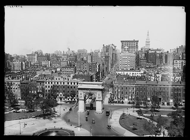 [Washington Square, New York]