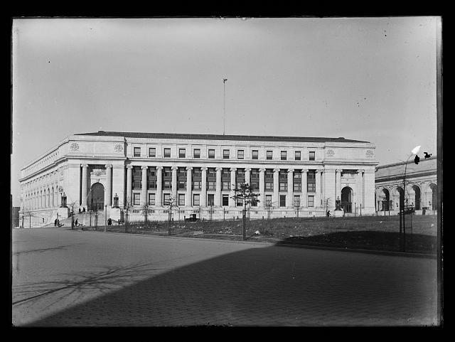 [Post office, Wash(ington), D.C.]