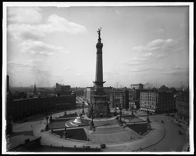 [Soldiers and Sailors Monument, Indianapolis, Ind.]